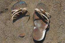 Free Sandals Stock Images - 17138564