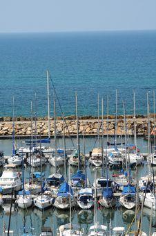Free Tel Aviv Marina, Israel Royalty Free Stock Photo - 17138665