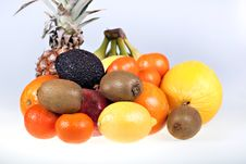 Free Tropical Fruits Stock Photos - 17138953