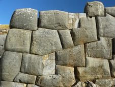 Free Sacsayhuaman Ruins,Cuzco, Peru. Stock Images - 17139044