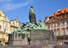 Free Czech Republic, Prague, Old Town Square, Monument Stock Photo - 17139200