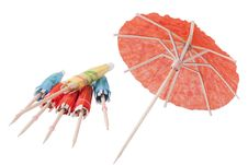 Free Paper Umbrella Royalty Free Stock Images - 17139429