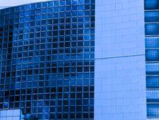 Free Paris France  Modern Blue Buildings Stock Photo - 17139840