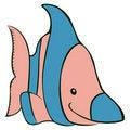 Free Angelfish Royalty Free Stock Photo - 17148945