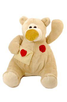 Free Toy Plush Bear Stock Photo - 17140860