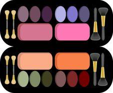 Free Makeup Stock Image - 17142181
