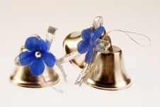 Free Christmas Bell Royalty Free Stock Image - 17142236