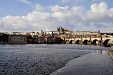 Free Prague Castle Royalty Free Stock Image - 17142556