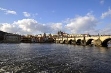 Free Prague Castle Royalty Free Stock Photography - 17142687