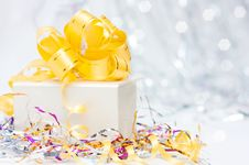 Free Gift Box Stock Image - 17142811
