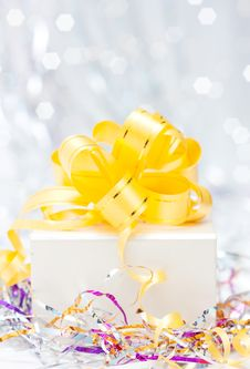 Free Gift Box Stock Images - 17143484