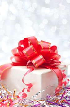 Free Gift Box Stock Images - 17143504