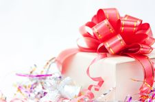 Free Gift Box Royalty Free Stock Images - 17143599