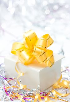 Free Gift Box Stock Photography - 17144742