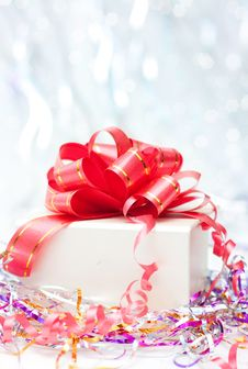 Free Gift Box Stock Photography - 17144792
