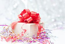 Free Gift Box Stock Images - 17144814