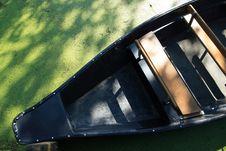 Free Boat In Marais Poitevin France Stock Images - 17145154