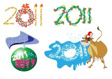 Free New Year Royalty Free Stock Image - 17145466