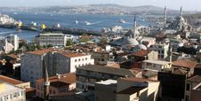 Free Minarets Of Istanbul. Royalty Free Stock Photos - 17145878