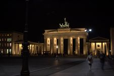 Free Brandenburger Tor Stock Images - 17146034