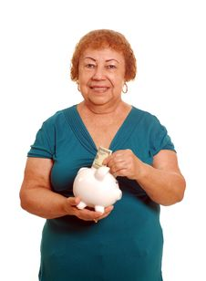 Free Future Savings Royalty Free Stock Images - 17149679