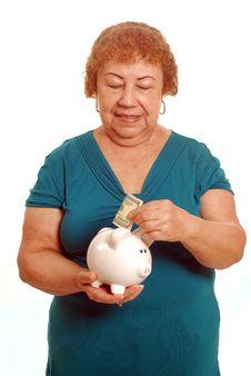 Free Future Savings Stock Image - 17149691