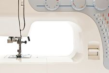Free Sewing Machine Stock Photo - 17149700