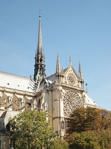 Free Notre Dame Paris France Royalty Free Stock Images - 17149899