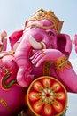 Free Head Shot Of Ganesha Statue Royalty Free Stock Photos - 17150738