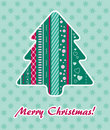 Free Christmas Card Royalty Free Stock Photography - 17152197
