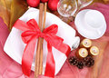 Free Christmas Table Royalty Free Stock Images - 17154369