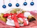 Free Christmas Setting Royalty Free Stock Photography - 17154387
