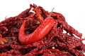 Free Dried Red Chilli And Red Chilli Stock Photos - 17156333