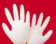 Free Medical Gloves Stock Images - 17150444