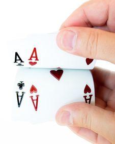 Free Aces Stock Photos - 17150663