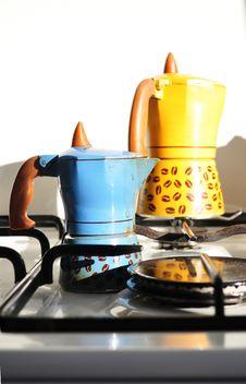 Free Italian Coffee Royalty Free Stock Photography - 17151807