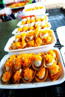 Free Kind Of Thai Sweetmeat Royalty Free Stock Photography - 17153067