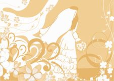 Free Bride. Royalty Free Stock Photography - 17153077