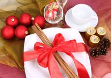 Free Christmas Or New Year S Setting Stock Photo - 17154430