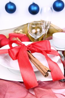 Free Christmas Setting Stock Photo - 17154570