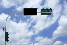 Free Traffic Light Stock Photos - 17154593