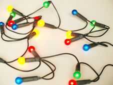 Free Christmas Bulbs Stock Photography - 17155342
