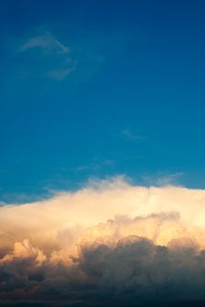 Free Clouds Royalty Free Stock Images - 17155809