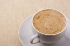 Free Cappuccino Stock Photos - 17156133