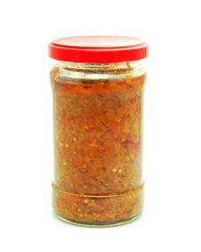 Free Vegetable Mix Jar Stock Photos - 17156643