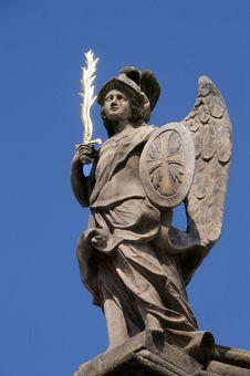 Free Archangel Royalty Free Stock Image - 17158266