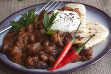 Free Chilli Con Carne Stock Photography - 17158622
