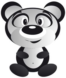 Free Panda Royalty Free Stock Image - 17158796