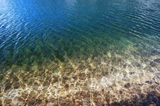 Free Clear Water Royalty Free Stock Photos - 17158938