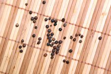 Free Black Pepper Stock Image - 17159421